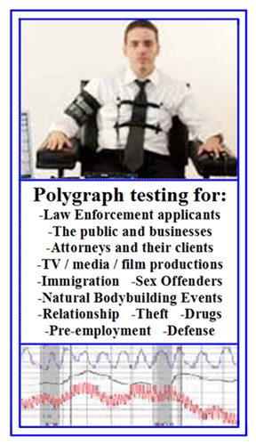 the very best polygraph in Temecula